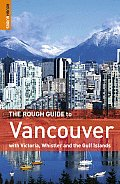 Rough Guide Vancouver 3rd Edition