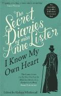 Secret Diaries of Miss Anne Lister Edited by Helena Whitbread