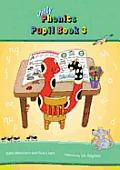 Jolly Phonics Pupil Bookbook 3