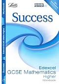 Letts GCSE Successedexcel Maths - Higher Tier: Revision Workbook