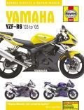 Haynes Yamaha YZF R6 2003 2005 service & Repair