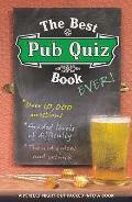 Best Pub Quiz Book Ever!