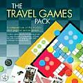 Travel Games Pack With 64 Page Instructional Book & Pack of Playing Cards & For Chess Draughts Backgammon Sol