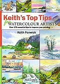 Keiths Top Tips for Watercolour Artists