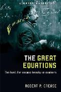Brief Guide to Great Equations the Hunt for Cosmic Beauty in Numbers