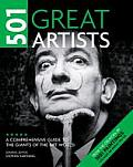 501 Great Artists