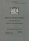 Battle of Le Cateau 26th August 1914, Tour of the Battlefield