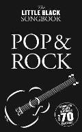 Little Black Songbook: Pop & Rock