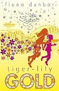 Tiger Lily Gold The Silk Sisters