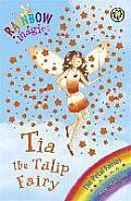 Petal Fairies 43 Tia the Tulip Fairy Rainbow Magic