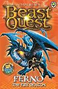 Beast Quest 01 Ferno The Fire Dragon