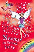 Spoty Fairies 04 Naomi the Netball Fairy Rainbow Magic