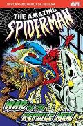 Amazing Spider-man: War of the Reptile Men