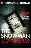 The Snowman: A Harry Hole Novel: Harry Hole 7