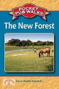 Pocket Pub Walks the New Forest