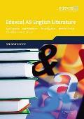Edexcel As English Literature