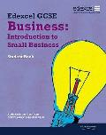 Edexcel Gcse Business: Introduction To Small Business