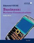 Edexcel Gcse Business: Business Communications