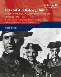 Edexcel Gce History Unit 1 E/F4 Republicanism, Civil War and Francoism in Spain, 1931
