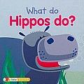 What Do Hippos Do