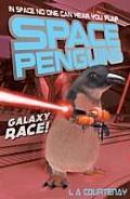 Space Penguins 03 Galaxy Race UK