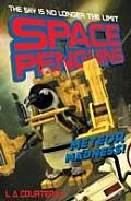 Space Penguins 04 Meteor Madness UK