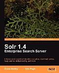 Solr 1.4 Enterprise Search Server