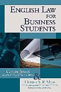 English Law for Business Students