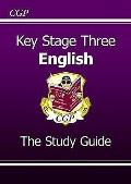 Ks3 English Study Guide (With Online Edition)