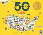 50 Cities of the USA Explore Americas cities with 50 fact filled maps