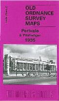 Perivale and Pitshanger 1935: London Sheet 45.4