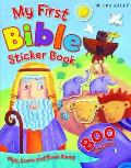 My First Big Bible Sticker Book