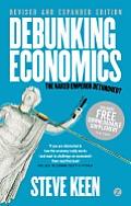 Debunking Economics: The Naked Emperor Dethroned?