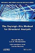 The Rayleigh-Ritz Method for Structural Analysis
