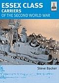 Essex Class Carriers of the Second World War