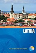 Traveller Guides Latvia 3rd