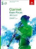 Clarinet Exam Pieces 20142017, Grade 5, Score, Part & 2 CDS: Selected From the 20142017 Syllabus