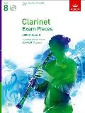 Clarinet Exam Pieces 20142017, Abrsm Grade 8, 2 CDS: Selected Recordings of the 20142017 Syllabus