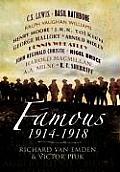 Famous 1914 1918