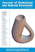Journal of Homotopy and Related Structures 6(1&2)