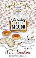 Agatha Raisin Love Lies & Liquor