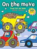 On the Move Press Out & Make Sticker Activity