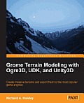 Grome Terrain Modeling with Ogre3d, Udk, and Unity3d