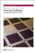 Materials Challenges: Inorganic Photovoltaic Solar Energy