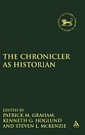 Chronicler as Historian