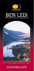 Ben Ledi: Hills North of Callander