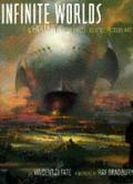 Infinite Worlds Science Fiction Art Uk