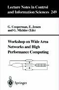 Workshop on Wide Area Networks & High Performance Computing