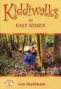 Kiddiwalks in East Sussex