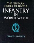 German Order Of Battle Infantry In Wor